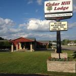 Cedar Hill Lodge, Saint Ignace