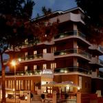 Hotel Astoria, Pineto