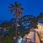Hotel Excelsior Parco, Capri