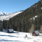 Pioneer Guest Cabins, Crested Butte