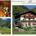 ホテル写真: Pension Wildental, Sankt Martin bei Lofer