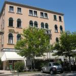 Hotel Cristallo,  Venice-Lido