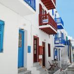 Marsoula's Studios, città di Mykonos