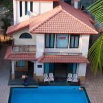 SNS Beach Holiday Villa, Calangute