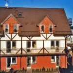 Domek w Kratkę, Mielno