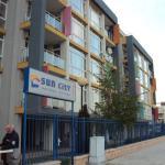 Sun City Apartments, Sunny Beach