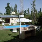 酒店图片: Cabañas El Eden, San Rafael