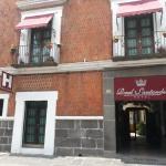 Hotel Real Santander, Puebla