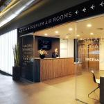 Air Rooms Madrid Airport By Premium Traveller, Madrid