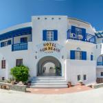 Sun Beach Hotel, Naxos Chora