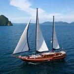 Sailing Yacht CC2415, Phuket Town