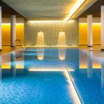 Hotel Pictures: Aqua Hotel Aquamarina & Spa, Santa Susanna