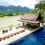 Silver Naga Hotel,  Vang Vieng