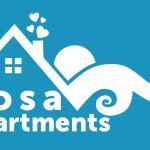 Apartments Rosa, Ist