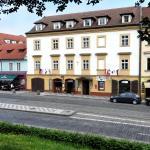 Hotel U Kříže, Prague
