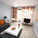 Orange Apartment, Wrocław