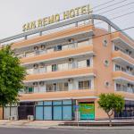 San Remo Hotel, Larnaca