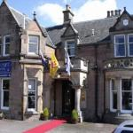 Crown Court Town House Hotel, Inverness