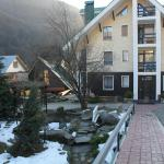 Bering Hotel, Krasnaya Polyana