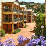 Hotellikuvia: Terralong Terrace Apartments, Kiama