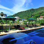Kata Blue Sea Resort, Kata Beach