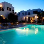 Keros Art Hotel, Koufonisia