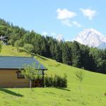 Chalet in den Bergen, Berchtesgaden