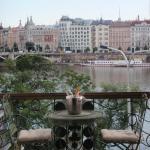 Riverfront Apartment, Prague