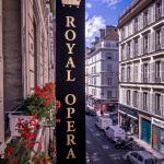 Hôtel Royal Opéra,  Paris