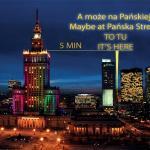 A może na Pańskiej?, Warsaw