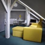ADC Design Apartmány, Brno