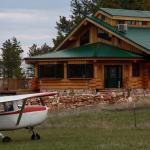Flyway Log Cabin, Hot Springs