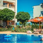 Nessebar and Holiday Fort Apartments, Sunny Beach