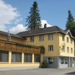 Hotellikuvia: Gasthof Hirschen, Langenegg