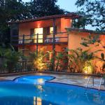 Chalés e flats Recanto Primavera, Camburi