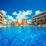 Waterpark Fort Apartments, Sunny Beach