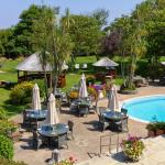 The Farmhouse Hotel and Restaurant,  St Saviour Guernsey