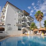 Makri Beach Hotel, Fethiye