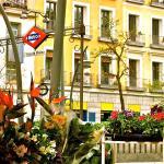 Hostal Tirso Plaza,  Madrid