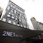 2NE1 Hotel, Busan