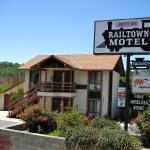 Jamestown Railtown Motel, Jamestown