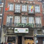 Hotellikuvia: Hotel l'Europe, Tournai