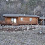 River Trail Log Cabin, Hot Springs