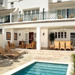ホテル写真: Jalousie Villa with Private Pool, Saint Peter