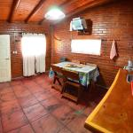 ホテル写真: Quebrada del Viento - Cabañas, Los Hornillos