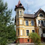 Hotel Evropa,  Františkovy Lázně