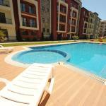 Menada Rocamar Apartments,  Tsarevo