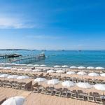 Cannes, Plage-Palais c'est ici !,  Cannes