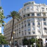 Appartement Croisette Miramar,  Cannes