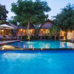 Komodo Garden, Lembongan